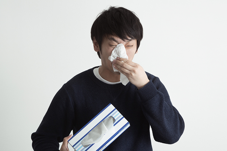 クオリティ・オブ・ライフ(生活の質)の低下を招く鼻の病気